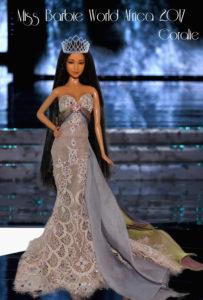 Miss Barbie Africa 2017
