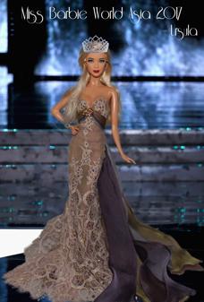 Miss Barbie Asia 2017