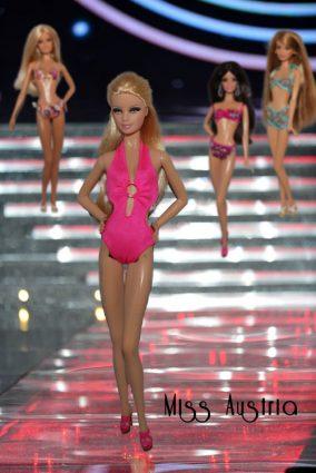 Miss Barbie Austria - Kerstin
