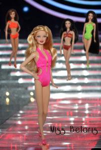 Miss Barbie Belarus - Emily