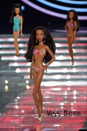 Miss Barbie Benin - Victoire