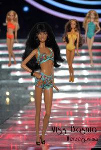 Miss Barbie Bosnia Herzegovina - Ina