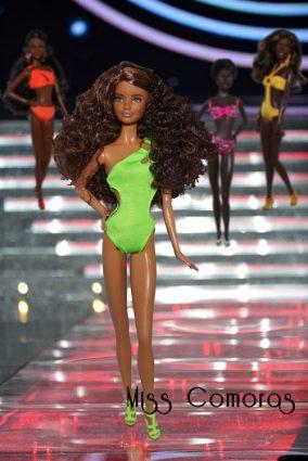 Miss Barbie Comoros - Rifka
