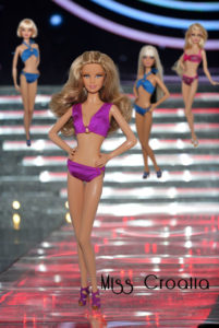 Miss Barbie Croatia - Anja