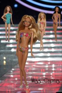 Miss Barbie Cyprus - Savvina