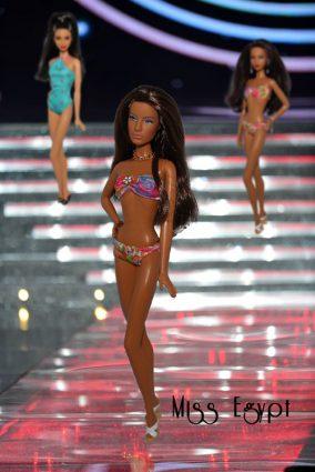 Miss Barbie Egypt - Yara