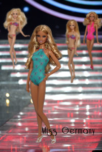 Miss Barbie Germany - Helga