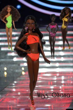 Miss Barbie Ghana - Priscilla