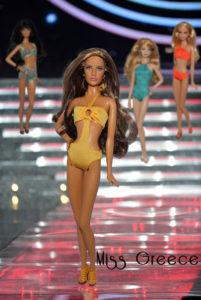 Miss Barbie Greece - Eudexia