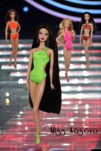 Miss Barbie Kosovo - Ersi