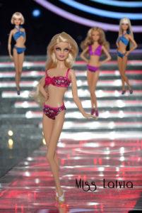 Miss Barbie Latvia - Agnese