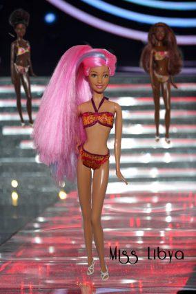 Miss Barbie Lybia - Salma