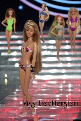 Miss Barbie Liechtenstein - Romy