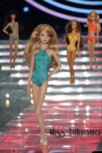 Miss Barbie Lithuania - Gabija