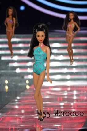 Miss Barbie Morocco - Yasmine