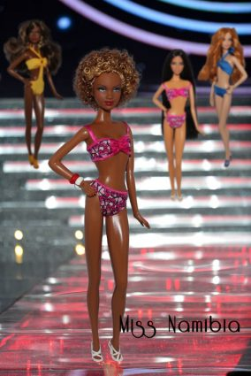 Miss Barbie Namibia - Megan