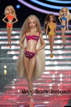 Miss Barbie North Ireland - Rebecca
