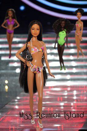 Miss Barbie Reunion Island - Coralie