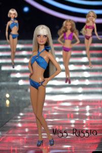 Miss Barbie Russia - Anastasia