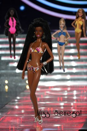 Miss Barbie Senegal - Natacha