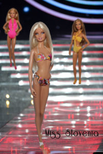 Miss Barbie Slovenia - Tina