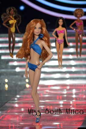 Miss Barbie South Africa - Lucy