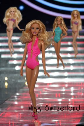 Miss Barbie Switzerland - Johanna