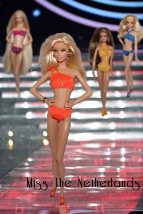 Miss Barbie Netherlands - Nicole