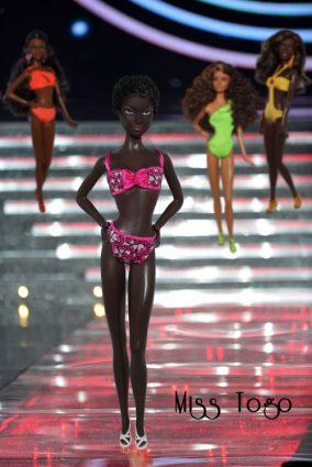 Miss Barbie Togo - Reine