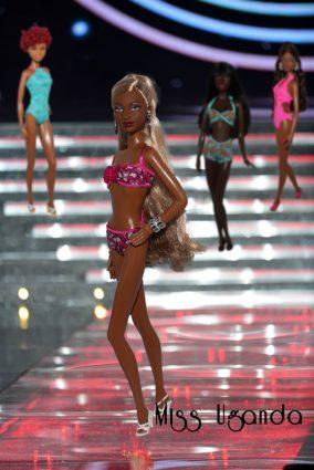 Miss Barbie Uganda - Brenda