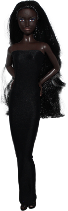 Miss Barbie Angola - Paula