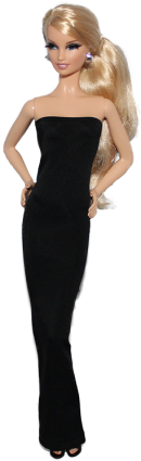 Miss Barbie Norway - Silje