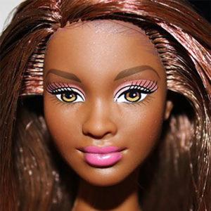 Miss Barbie Botswana - Trish