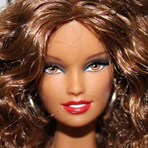 Miss Barbie Papua-New Guinea - Wendy