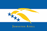 Drapeau Atoll Johnston
