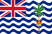 Drapeau British Indian Ocean Territory