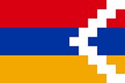 Drapeau Haut Karabakh