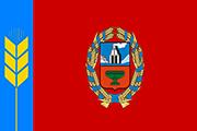 Drapeau Krai Altai