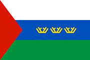 Drapeau Oblast Tioumen