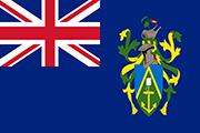 Drapeau Iles Pitcairn