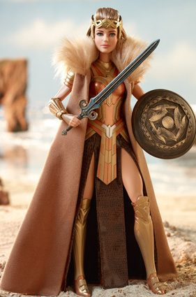 Barbie Hippolyta - Wonder Woman