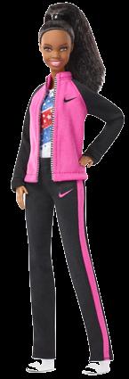 Barbie Gabby Douglas