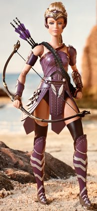 Barbie Antiope - Wonder Woman