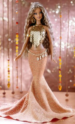 Barbie Diva Collection - All That Glitters