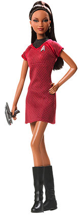 Barbie Star Trek - Lt. Uhura