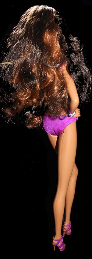 Barbie Catalina Maillot de Bain (dos)