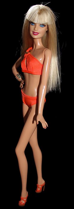 Barbie Ilse Maillot de Bain (face)