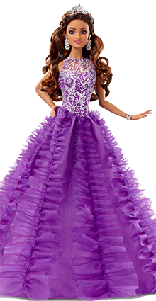 Barbie Quinceañera