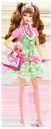 Barbie - My Melody