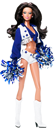 Barbie - Collection Dallas Cowboy Cheerleaders